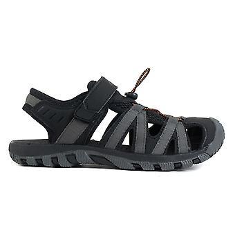4F SAM003 H4L21SAM003SZARY universelle sommer mænd sko