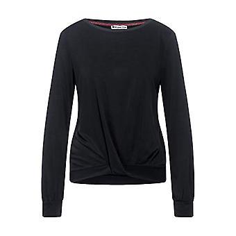 Street One 315728 T-Shirt, Neo Grey, 52 Woman
