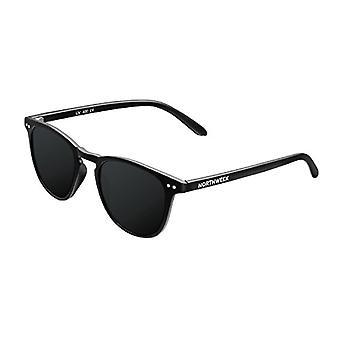 Northweek Wall all Black Glasses, Black, Unisex-Adult(2)