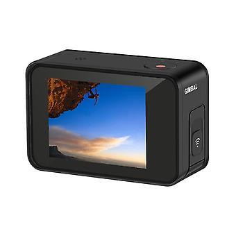 4k Vlog פעולה מצלמה אמיצה 1 60fps מסך מגע WiFi 30m מתחת למים עמיד למים