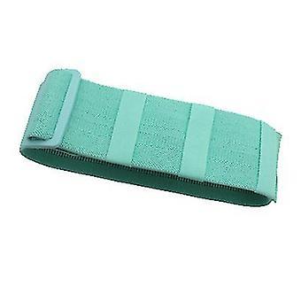 الأخضر قابل للتعديل غير زلة حزام التوتر اليوغا، الورك رفع حزام az9881