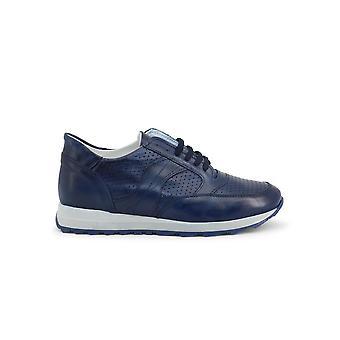 Duca di Morrone - Sko - Sneakers - 405-MORATA-CRUST-BLU-CH - Mænd - lightblue - EU 44