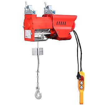 vidaXL Élévant électrique haute vitesse 300/600 kg 1300 W
