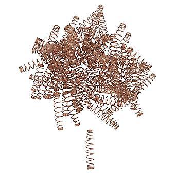 لمجموعة من 90pcs عمل البيانو الذهبي إصلاح جزء النحاس جاك سبرينغز WS5258