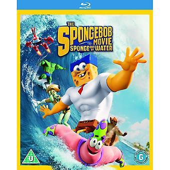 The Spongebob Movie: Sponge Out of Water Blu-ray