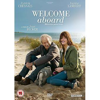 Välkommen ombord på DVD 2012