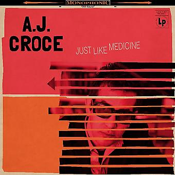 A.J. Croce - Just Like Medicine Vinyl