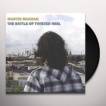 Martin Bramah – The Battle Of Twisted Heel Vinyl