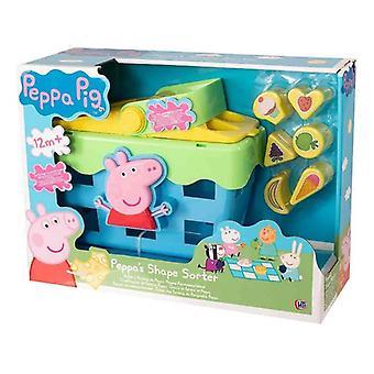 Basket CYP Shapes Peppa Pig (32,5 x 12,5 x 24 cm)