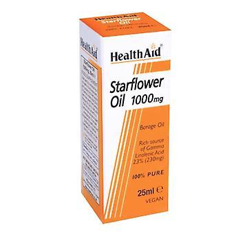 HealthAid StarFlower Öljy 1000mg 25ml (802175)