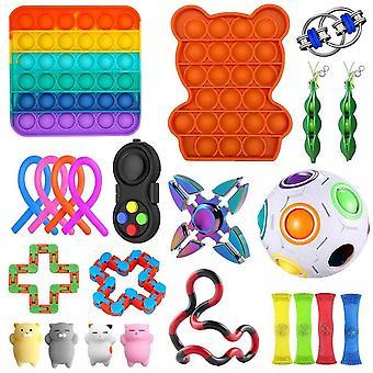 Lohill 23pcs manera perfecta de aliviar el estrés juguetes set