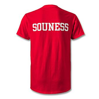Graeme Souness Liverpool legende held T-Shirt