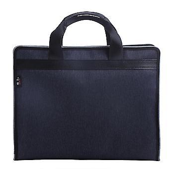 الرجال توثيق حقيبة يد حقيبة العمل