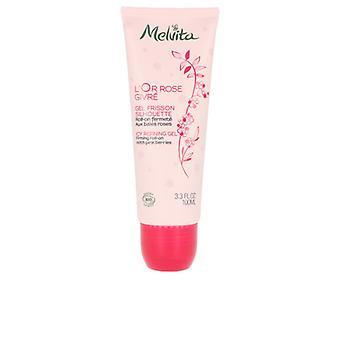 Konsentrert kroppsstrammende krem L'Or Rose Melvita gel kald effekt (100 ml)