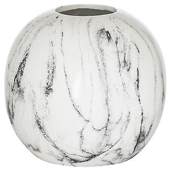 Hill Interiør Pudding Marmor Vase