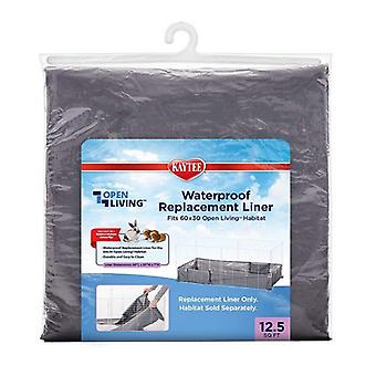 """Kaytee Open Living Waterproof Replacement Liner 60"""" x 30"""" - 1 count"""