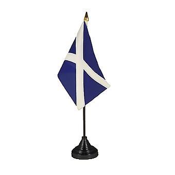 Union Jack Wear Scotland Table Flag
