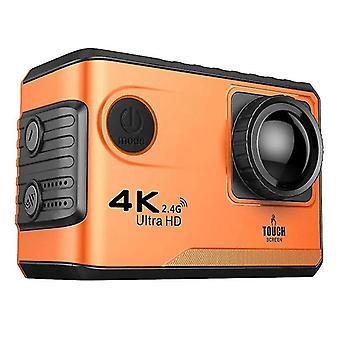 Video cameras f100b action camera 4k hd 2.4G wifi mini camera2.0