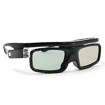 Okulary 3D aktywne okulary migawki do projektorów dlp-link optama