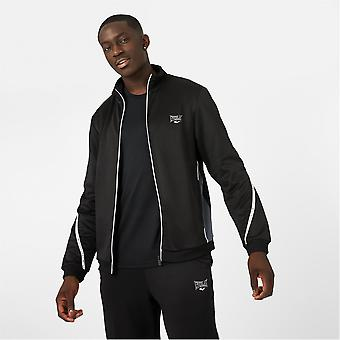 Everlast Mens Basketball Track Jacket Outerwear Activewear Sports Casual Top