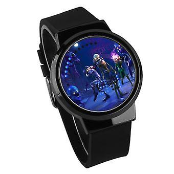 Waterproof Led Digital Touch Watch-fortnite # 23