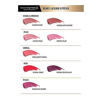 3 x  Max Factor Colour Elixir Honey Lacquer Lip Gloss 3.8ml - Choose Shade