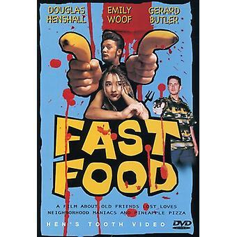 Fast Food [DVD] USA import