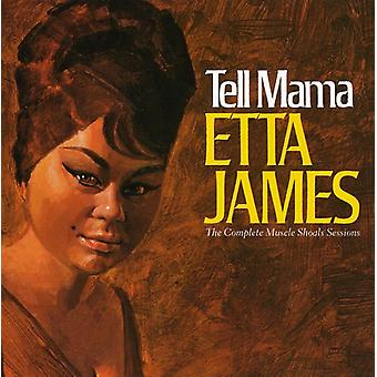 Etta James - Tell Mama-Complete Muscle Shoa [CD] USA import