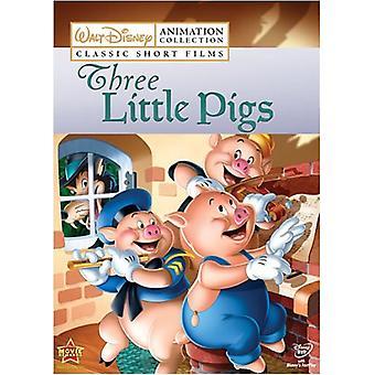 Disney Animation Collection: Vol. 2-tre små grisar [DVD] USA import