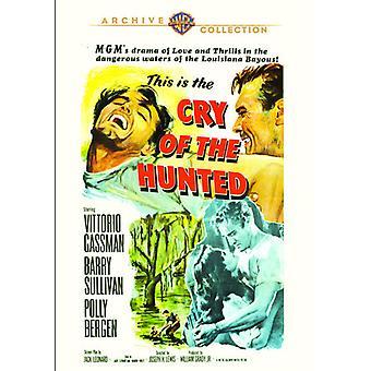 Cry af Hunted [DVD] USA importen