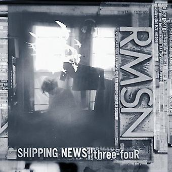 Rmsn - Three-Four [CD] USA import