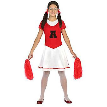 Børns kostumer piger Cheerleader kjole til piger