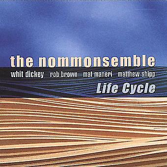 Nommonsemble - Life Cycle [CD] USA import
