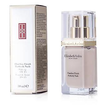 Elizabeth Arden makellose Finish perfekt nackt Make-up Spf 15 - 01 Leinen - 30ml/1oz