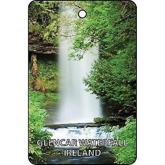 Glencar Waterfall - Ireland Car Air Freshener