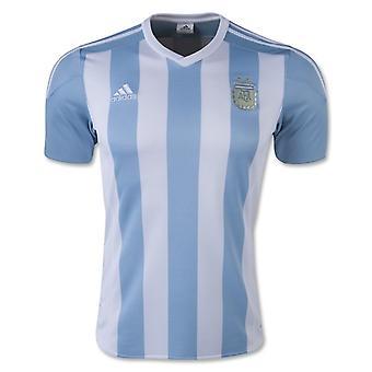 2015-2016 Argentine domicile Adidas maillot de foot (Kids)