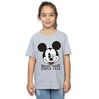 Disney meisjes Mickey Mouse sinds 1928 T-Shirt