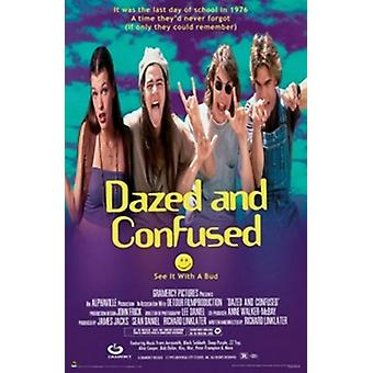 Dazed and Confused Poster Print