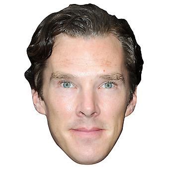 Benedict Cumberbatch Maske