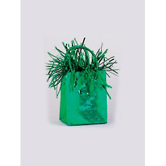 Ballon Poids Mini sac à main vert