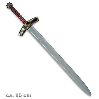 Accessoire d'arme épée 85cm chevalier épée dragon slayer