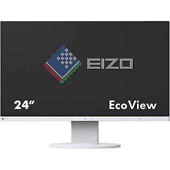 EIZO EV2450-WT LED 60,5 cm (23,8 inchi) EEC A+ (A+ - F) 1920 x 1080 p Full HD 5 ms DVI, USB, VGA, HDMI™, DisplayPort, Audio 5.1 (mufă IPS de 3,5 mm) IPS LED