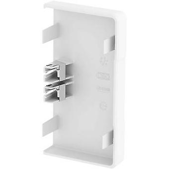 OBO Bettermann 6113110 Internal wiring ducts End piece (right) 1 pc(s) Pure white