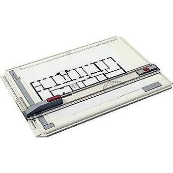 Rotring Drawing board Profil A3 Light grey