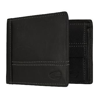 Camel active mens wallet portefeuille sac à main noir 7299