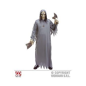 Herren Kostüme Zombie Kostüme mit Maske und Handschuhe