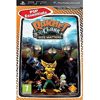 Ratchet & Clank grootte zaken [Essentials] PSP Game