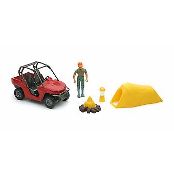 Xtreme Camping and ORV Adventure Playset
