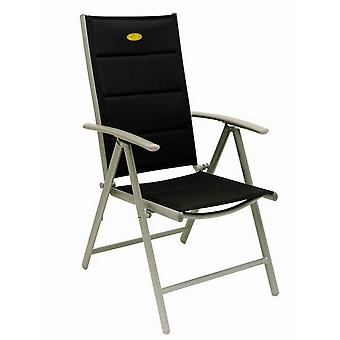 Camp 4 Ischia Mega Comfort Reclining Camping Chair