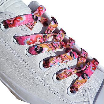 Pink Disney Princess Laces